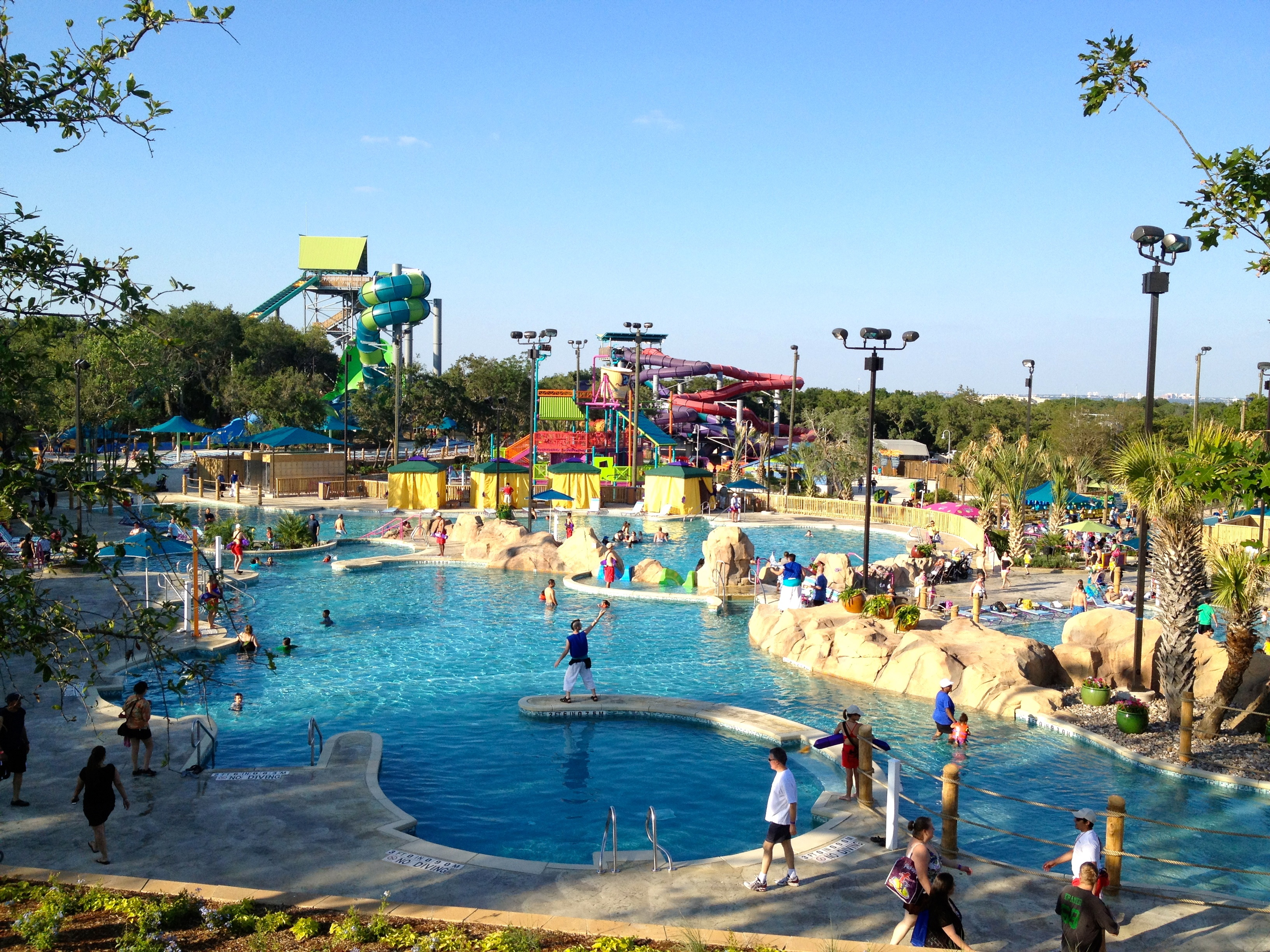 Top 15 Water Parks In Texas Usa Fun In The Sun Updated