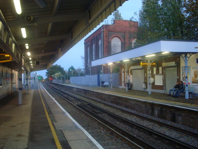 Barnehurst Railway Station Wikipedia