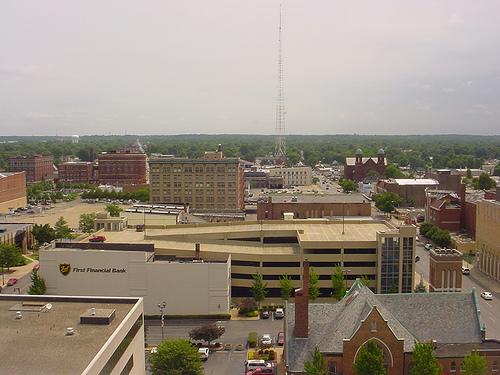 City West Terre Haute