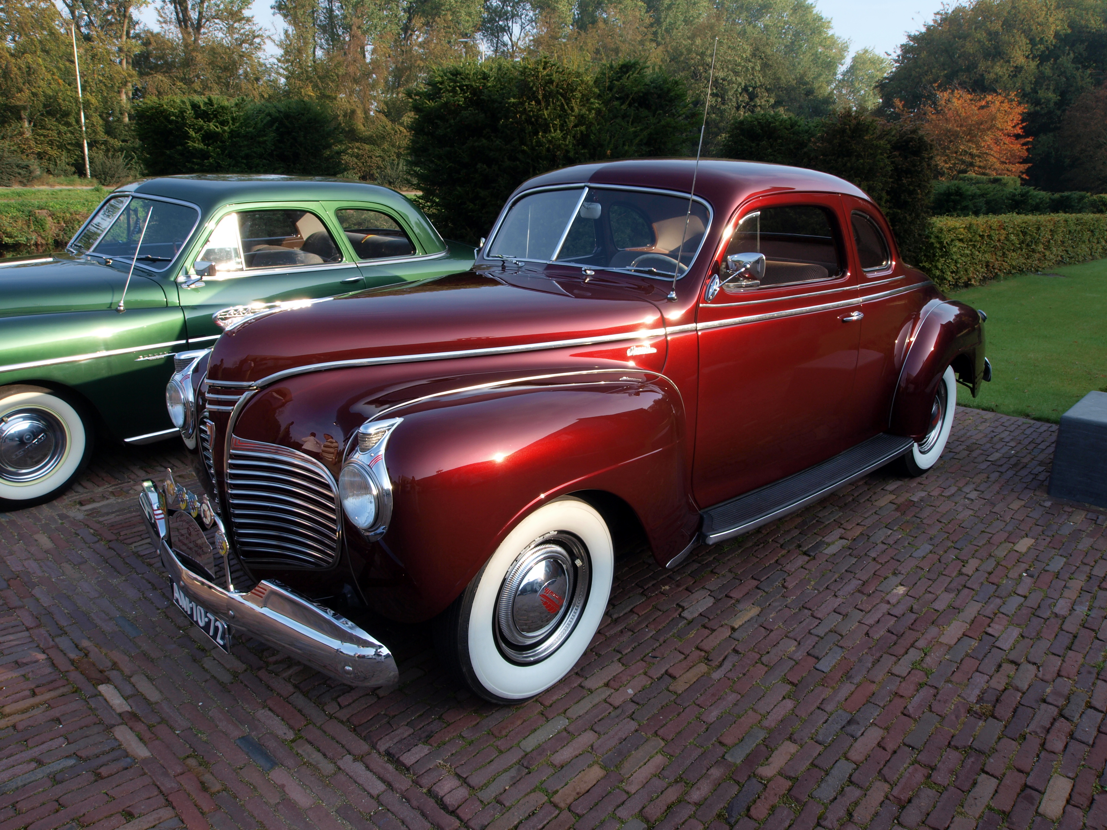 1941 Plymouth Coupe 4 Sale Chopped