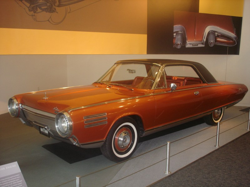 1965 pontiac cars » Chrysler Turbine Car   Wikipedia Chrysler Turbine Car