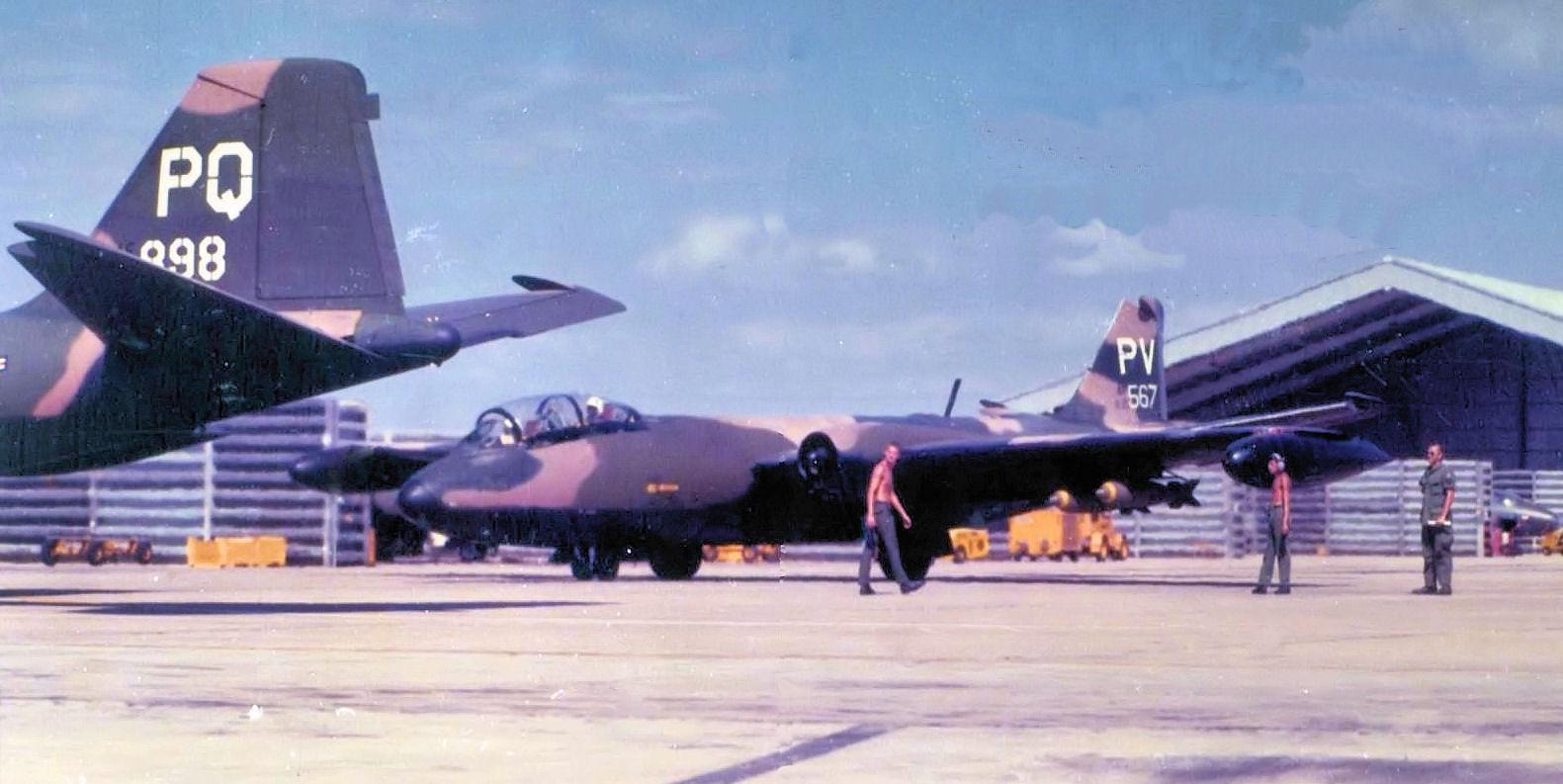 Phan Rang Air Base 1968 1969