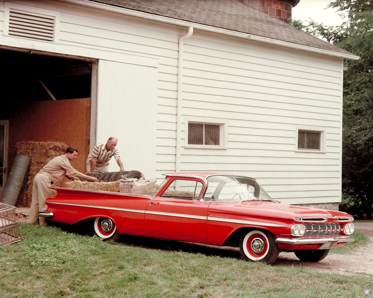 1968 dodge cars » Car Watcher  1959 Chevrolet El Camino