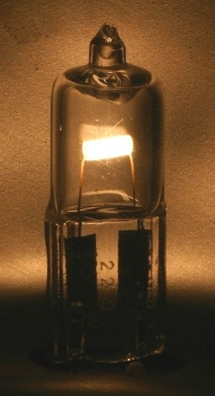 مصباح الهالوجين ويكيبيديا، الموسوعة الحرة
