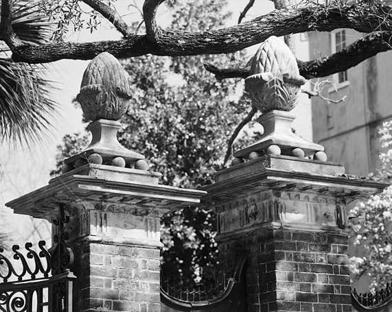 Famous Houses Charleston South Carolina