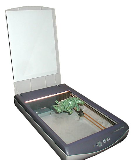 Types Flatbed Scanners