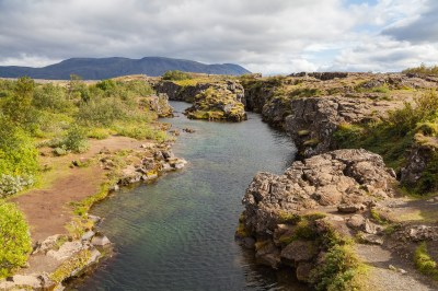File:Cañón Flosagja, Parque Nacional de Þingvellir ...