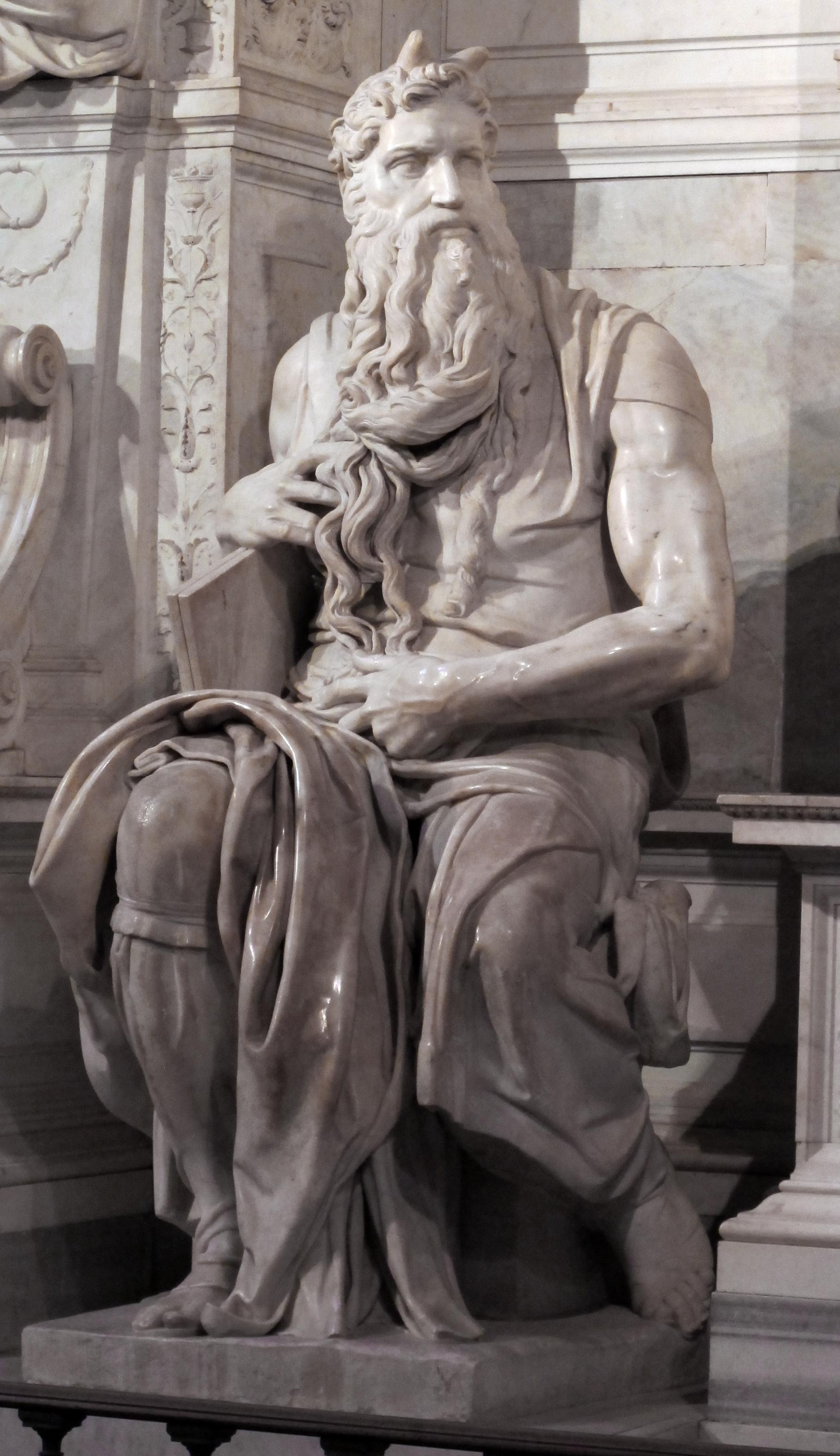 Mose Michelangelo Wikipedia