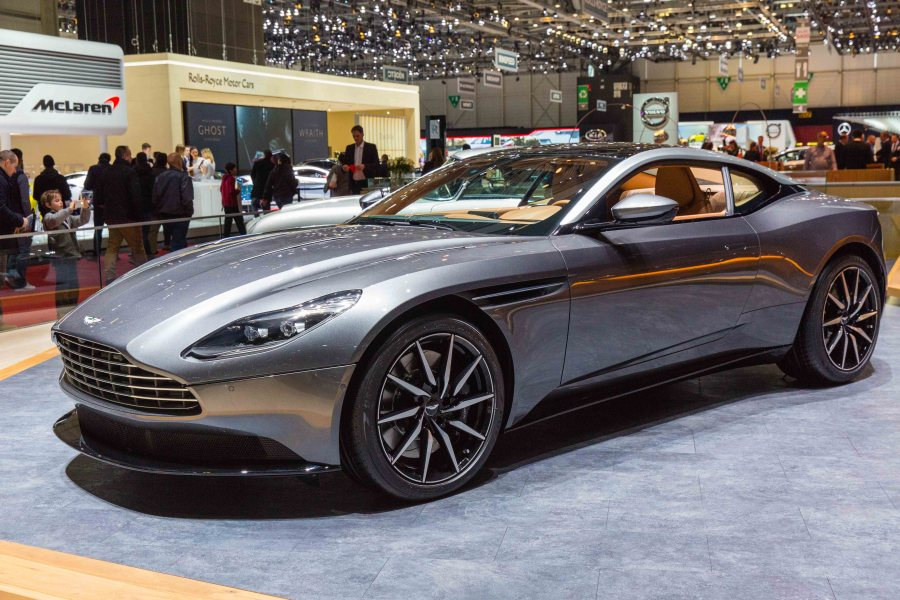 1958 ford cars » Aston Martin   Wikipedia 2016    Aston Martin DB11