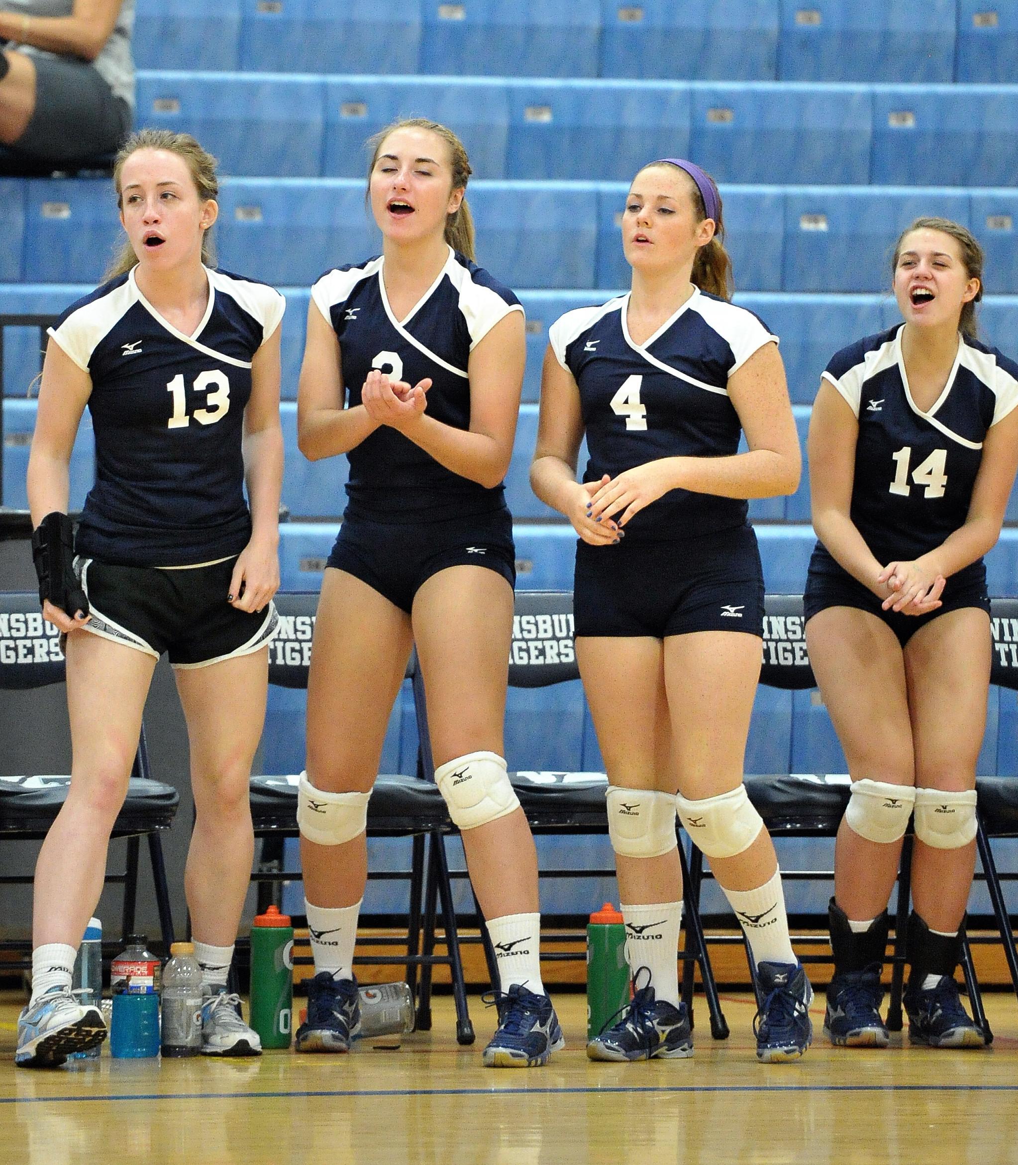 women's volleyball net height - HD2046×2341