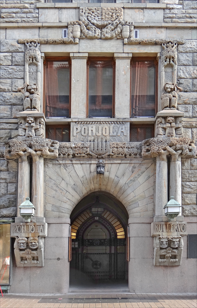 Pohjola Insurance Building Wikipedia