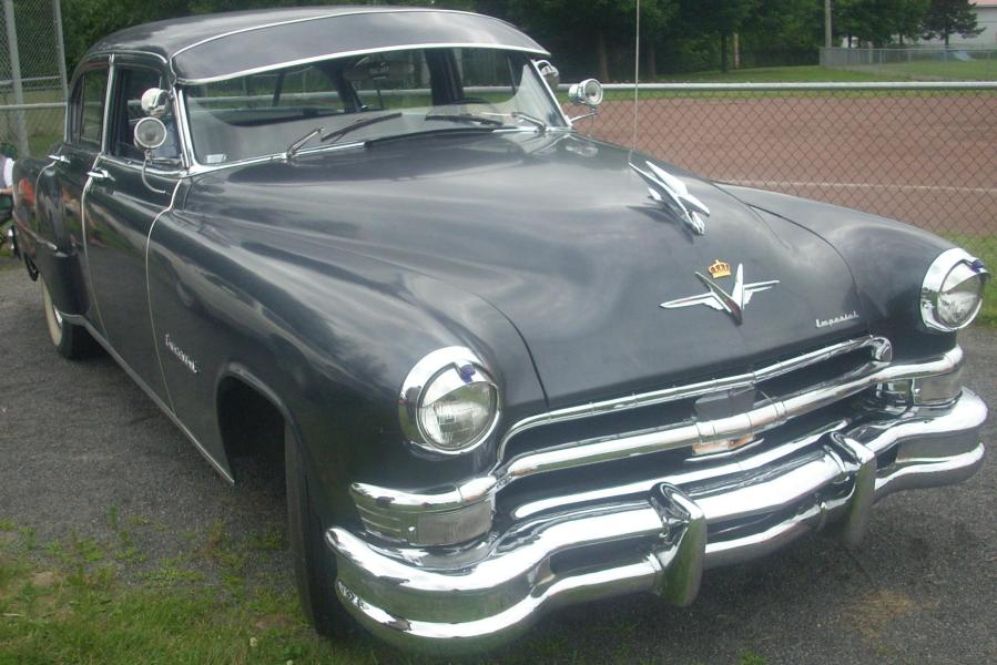 1954 cadillac cars » Chrysler Imperial                                          1949   1954