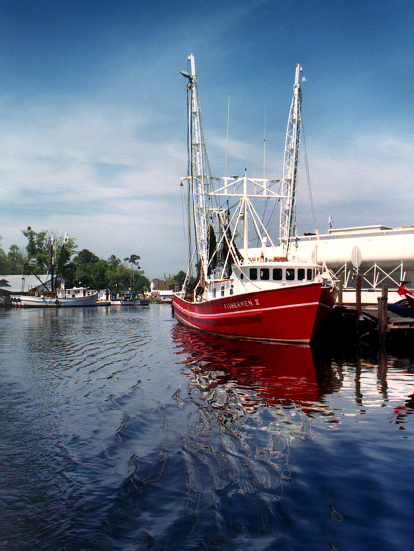 Fishing Bayou La Batre
