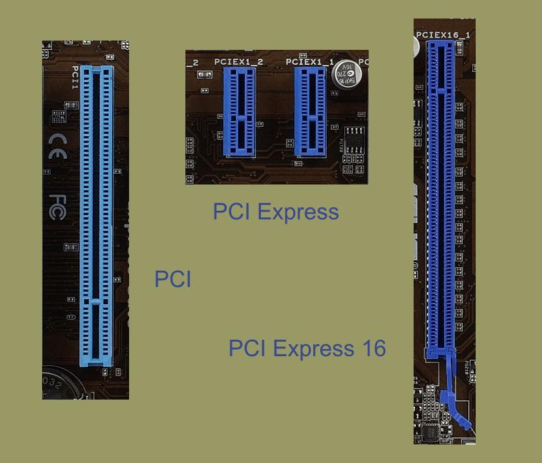 Express 0 2 Slot Pci Work Card Express Pci