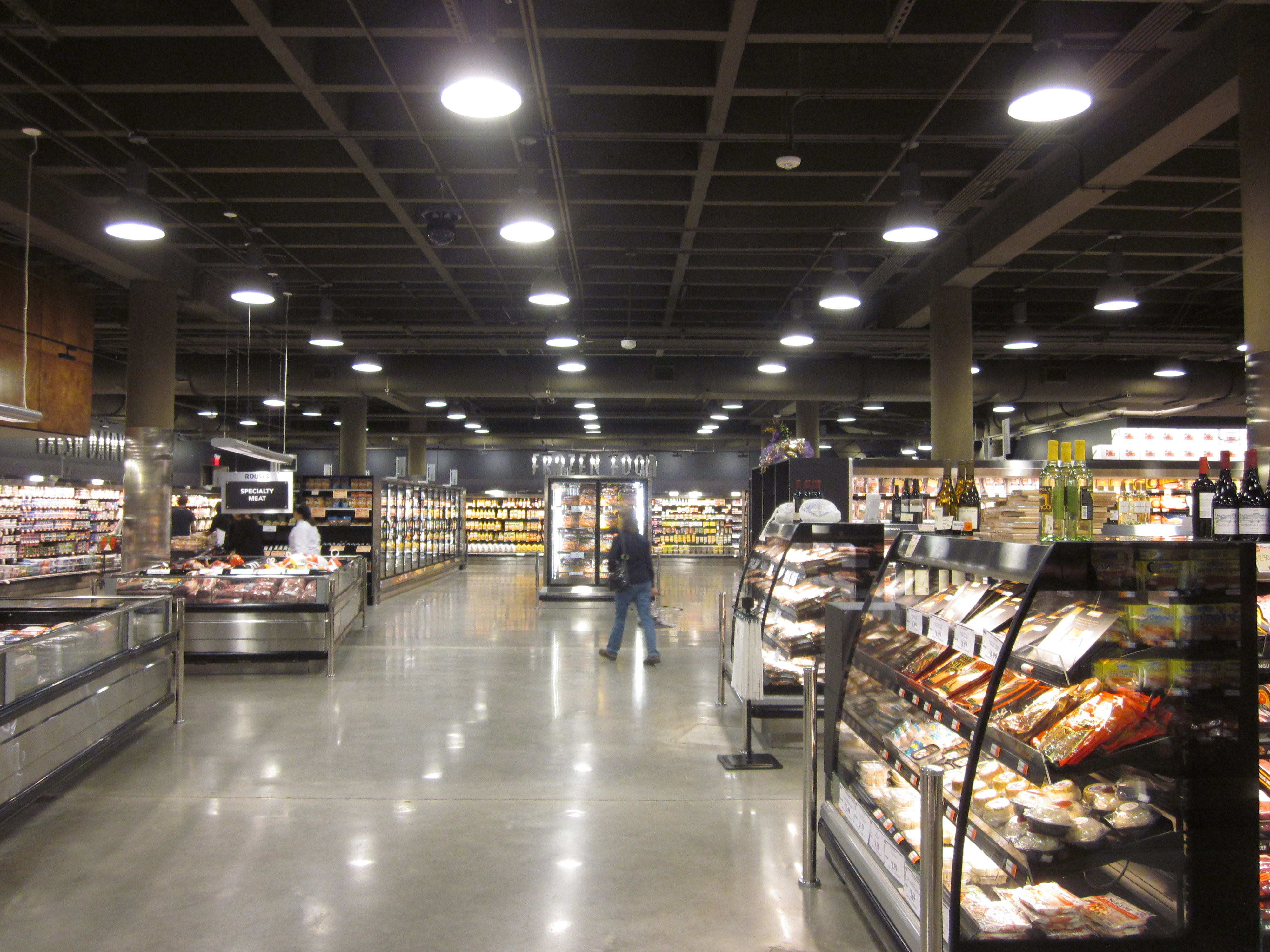 Market Street Grocery Store