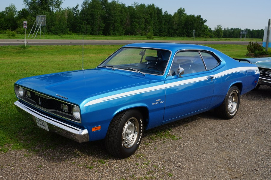 1971 pontiac cars » Plymouth Duster   Wikipedia Plymouth Duster