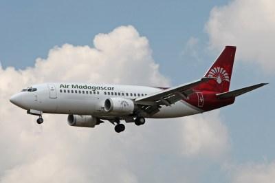 Air Madagascar destinations - Wikipedia