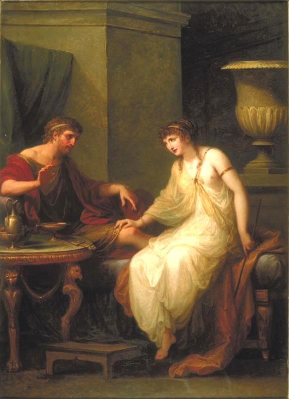 Calypso Greek Mythology