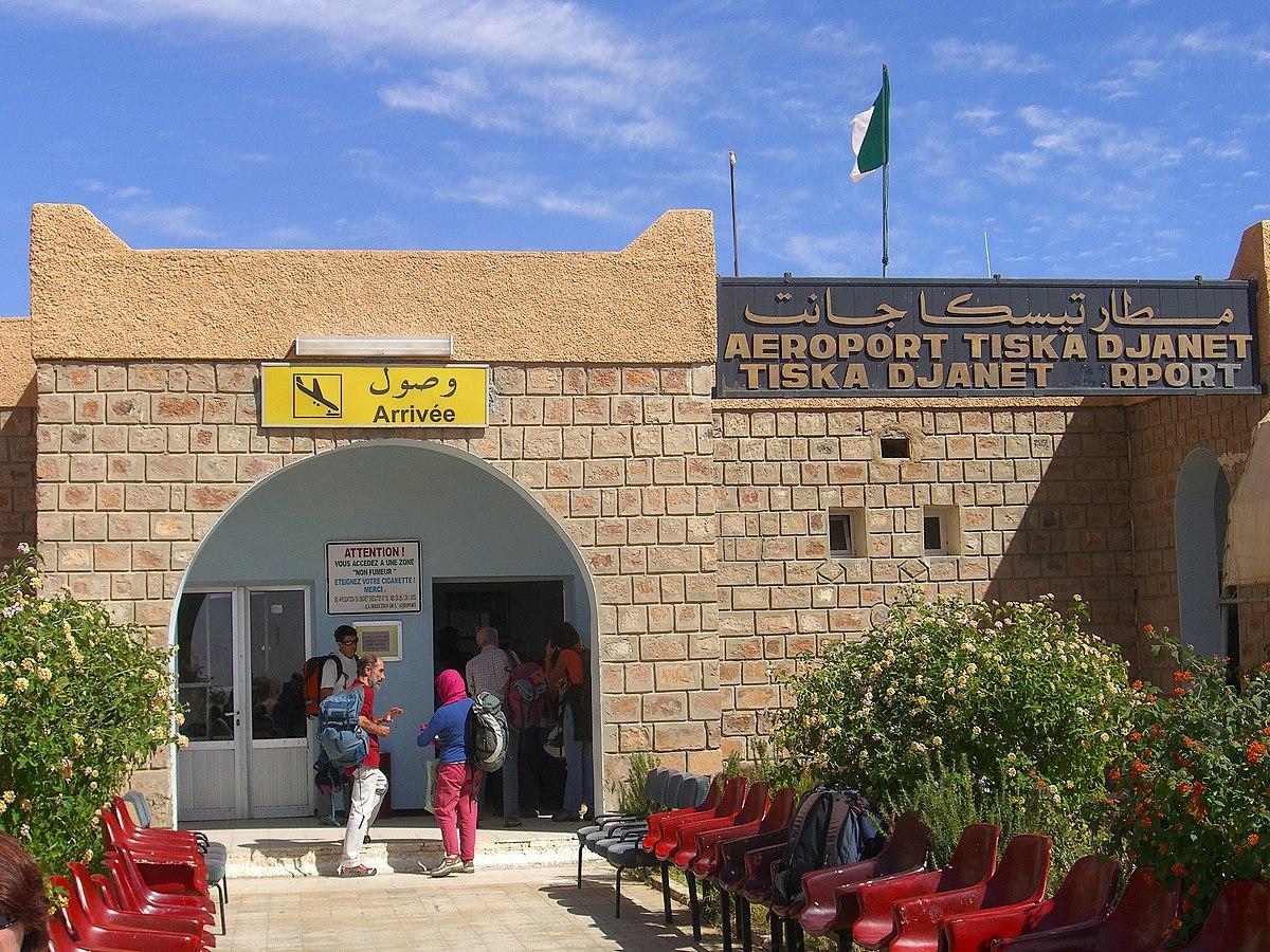Djanet Inedbirene Airport Wikipedia