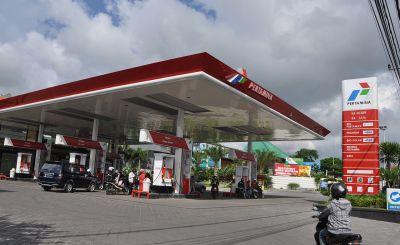 File:Pertamina filling station, Bali, Indonesia.jpg ...