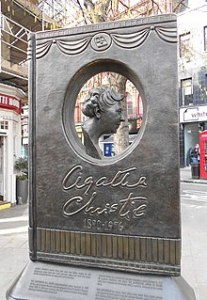 Agatha Christie   Wikipedia Hercule Poirot and Miss Marple edit