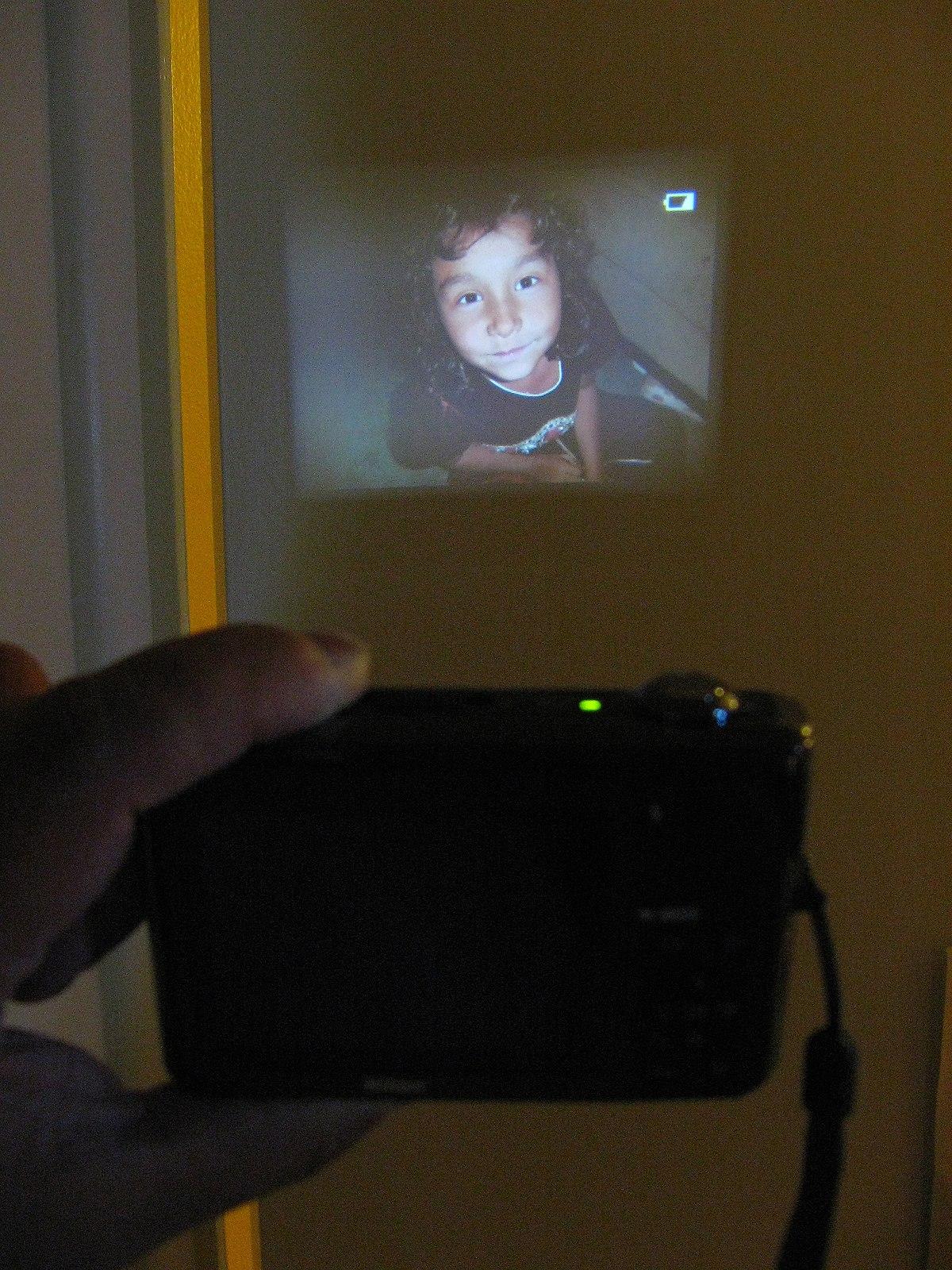 Handheld Projector Wikipedia