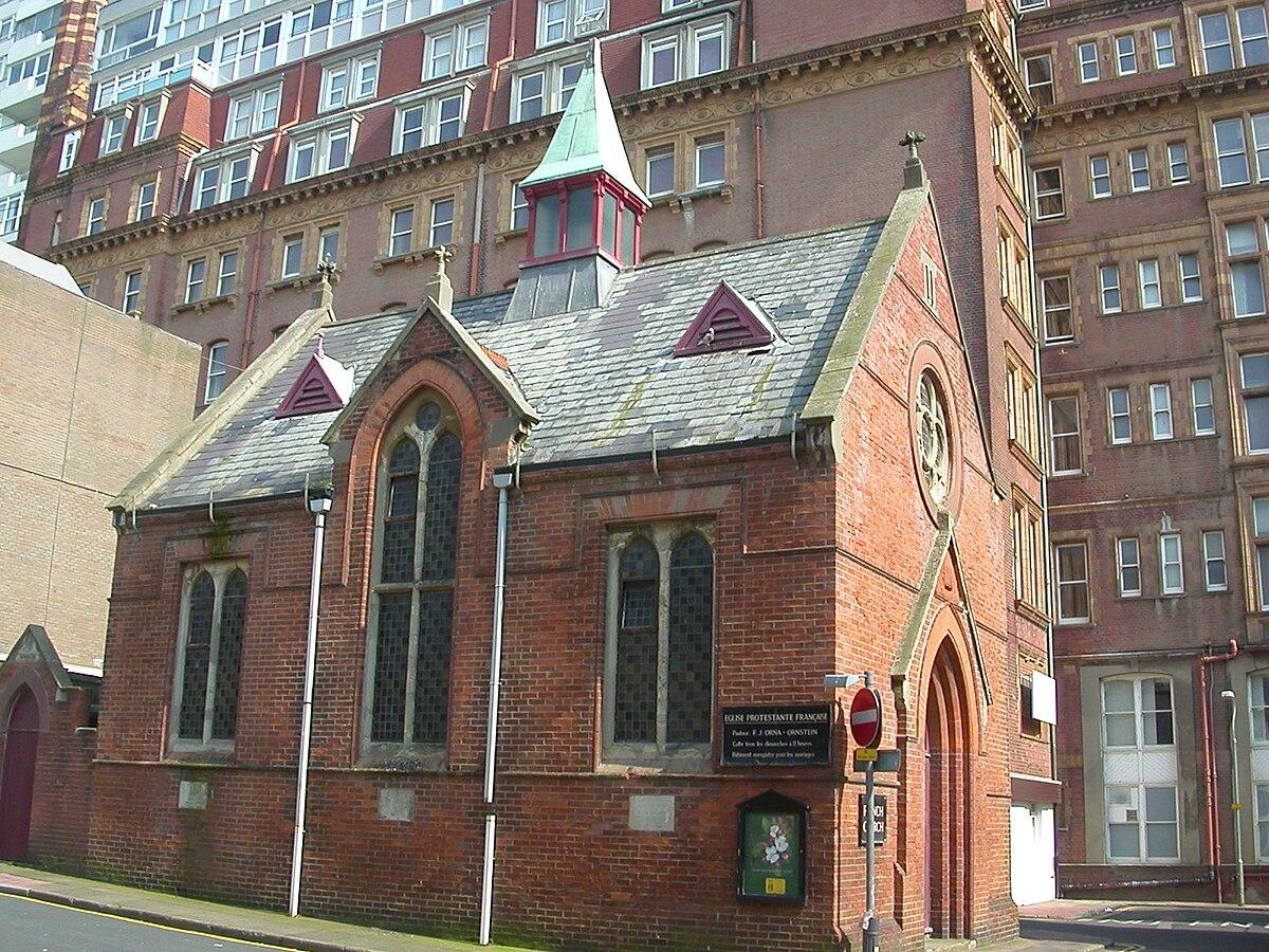French Protestant Church Brighton Wikipedia