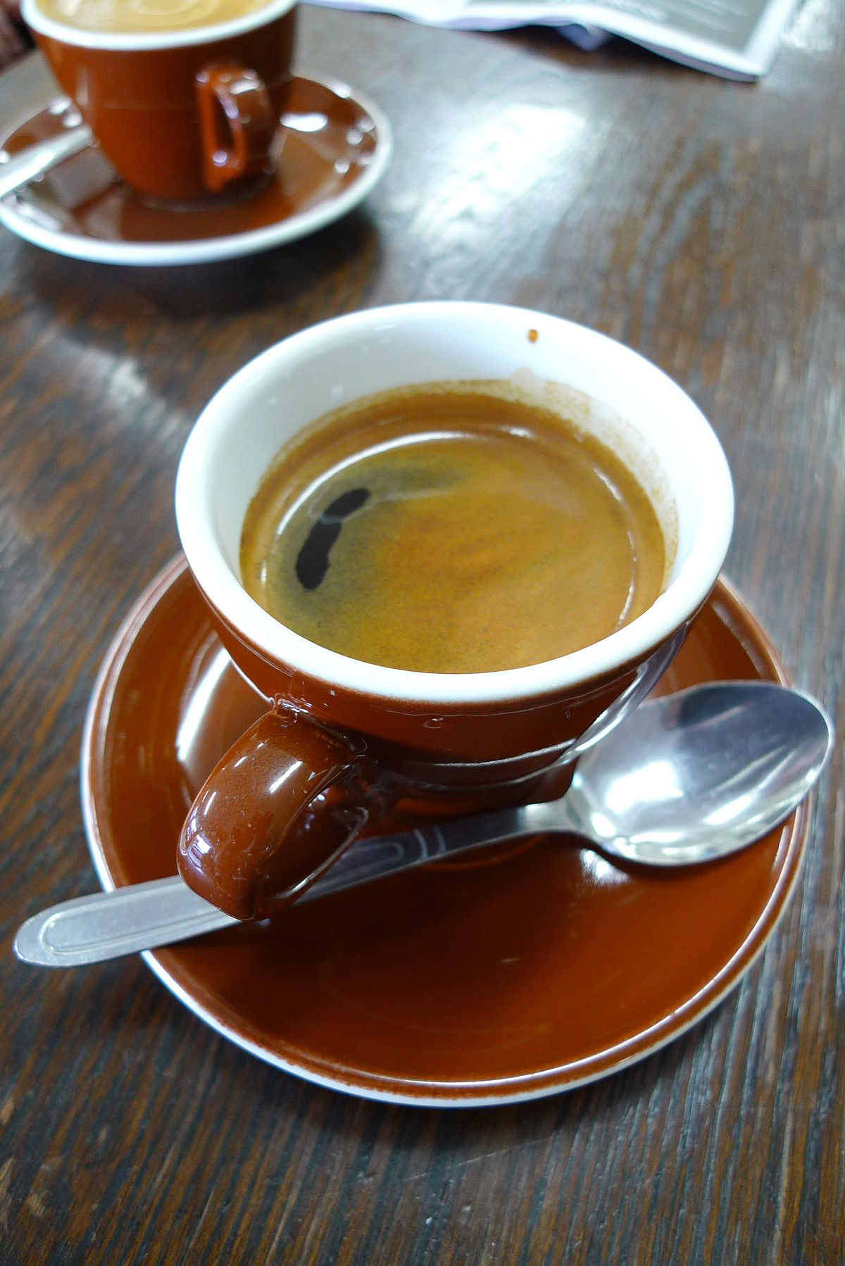 Caff 232 Americano Wikipedia