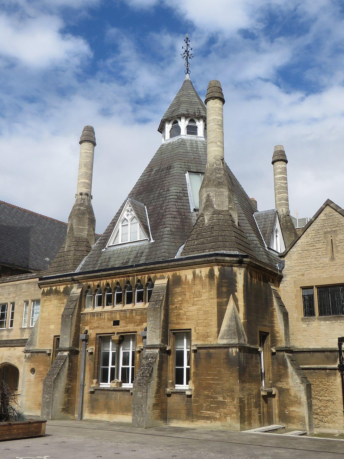 Abbot S Kitchen Oxford Wikipedia
