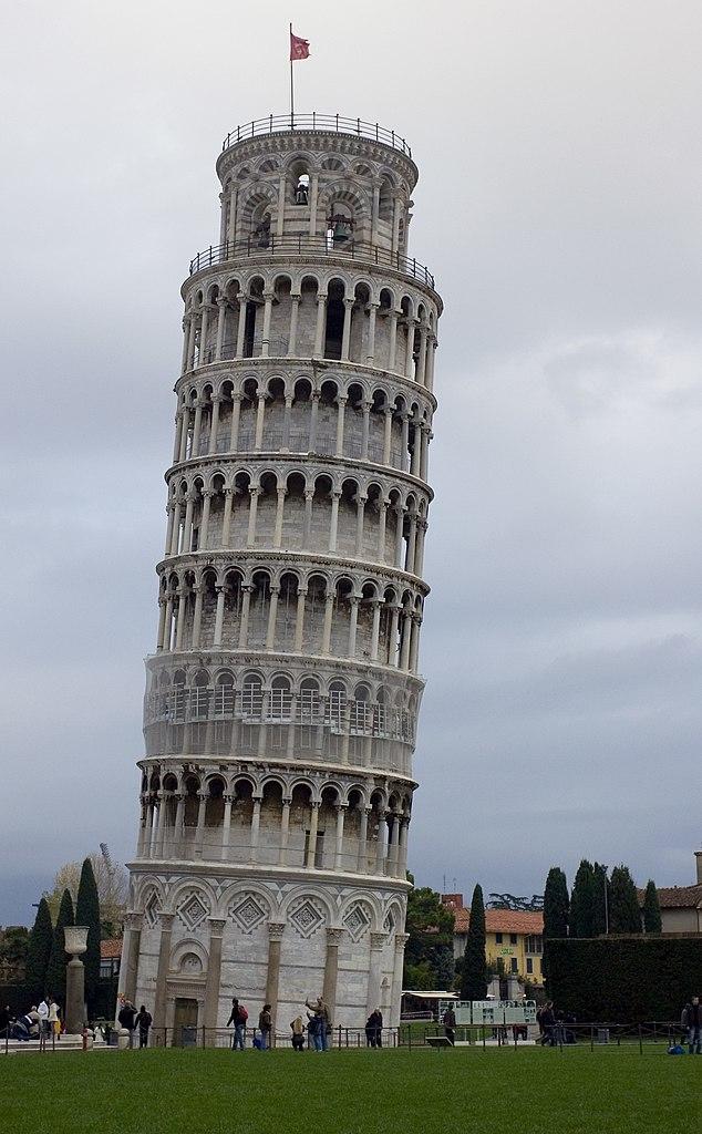 Fichier Pisa Tower Pisa Italy Panoramio Jpg Wikip 233 Dia