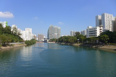 Tuen Mun River - Wikipedia