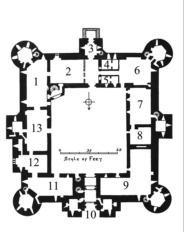 Kitchen Floor Plans Free