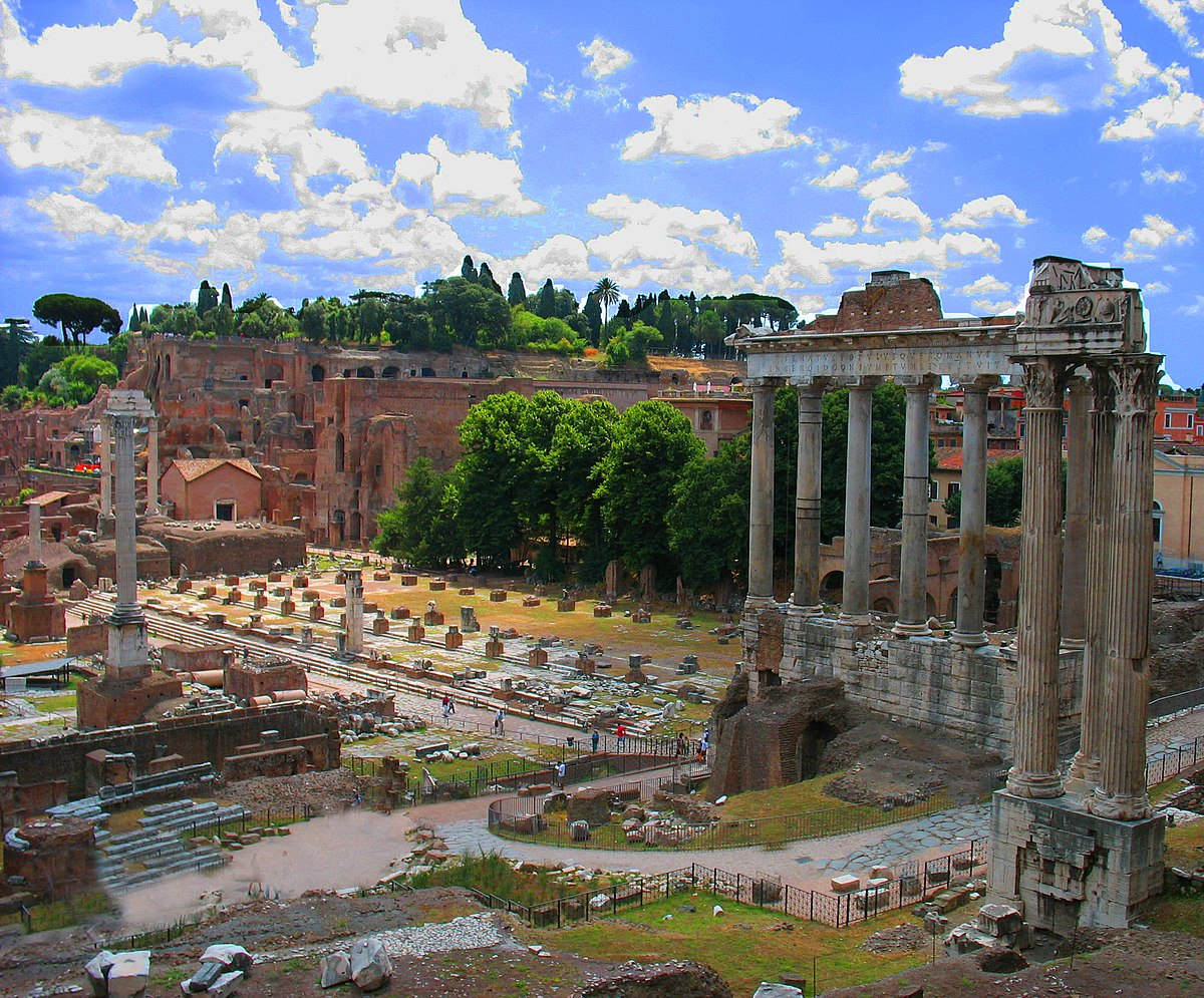 Roman Forum - Wikipedia