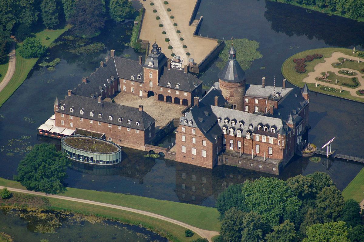 Burg Anholt Wikipedia