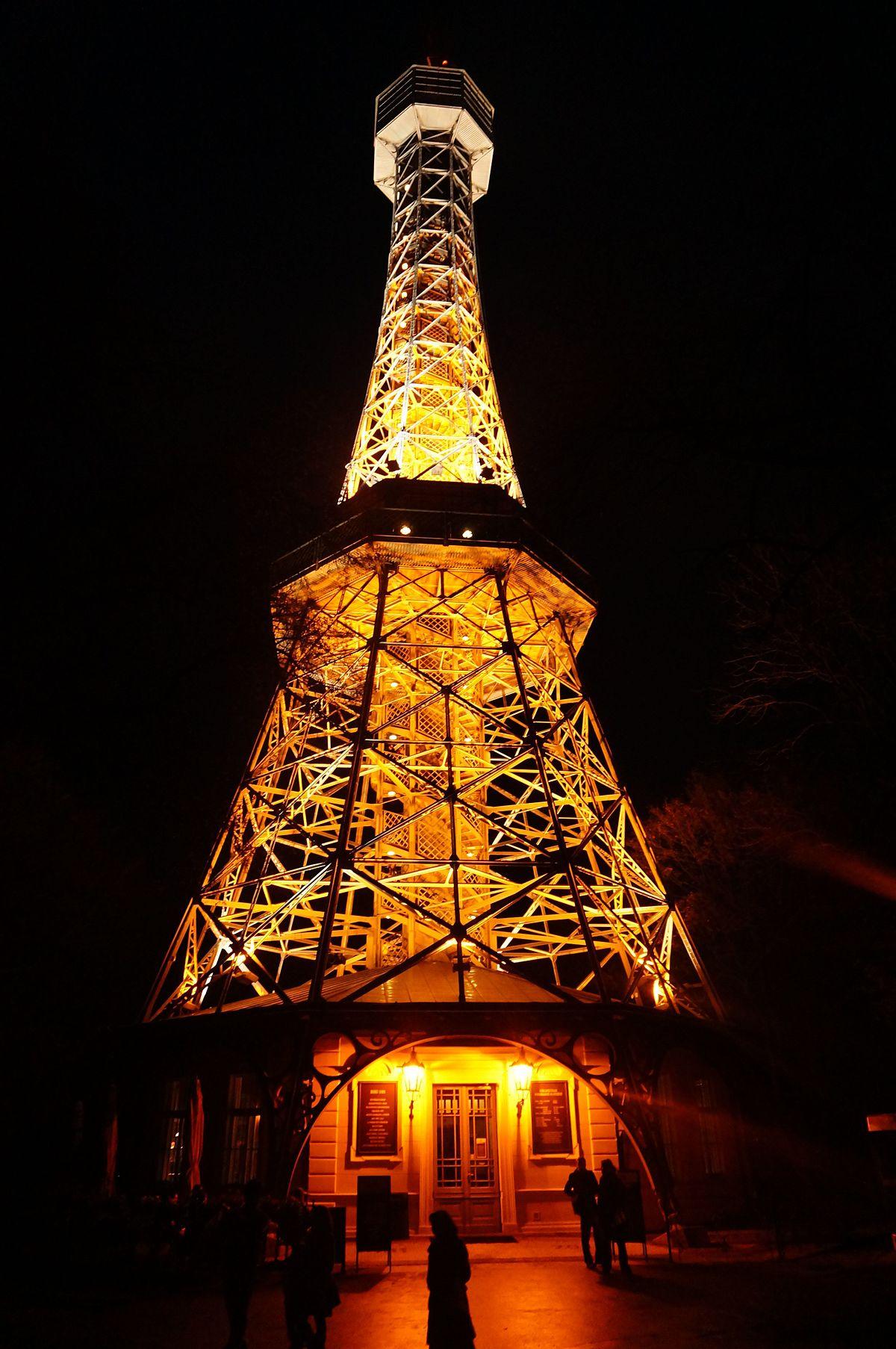 Petř 237 N Lookout Tower Wikipedia