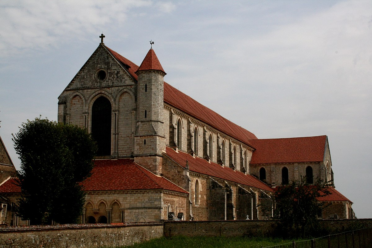 Pontigny Abbey Wikipedia