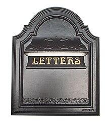 letter box # 85