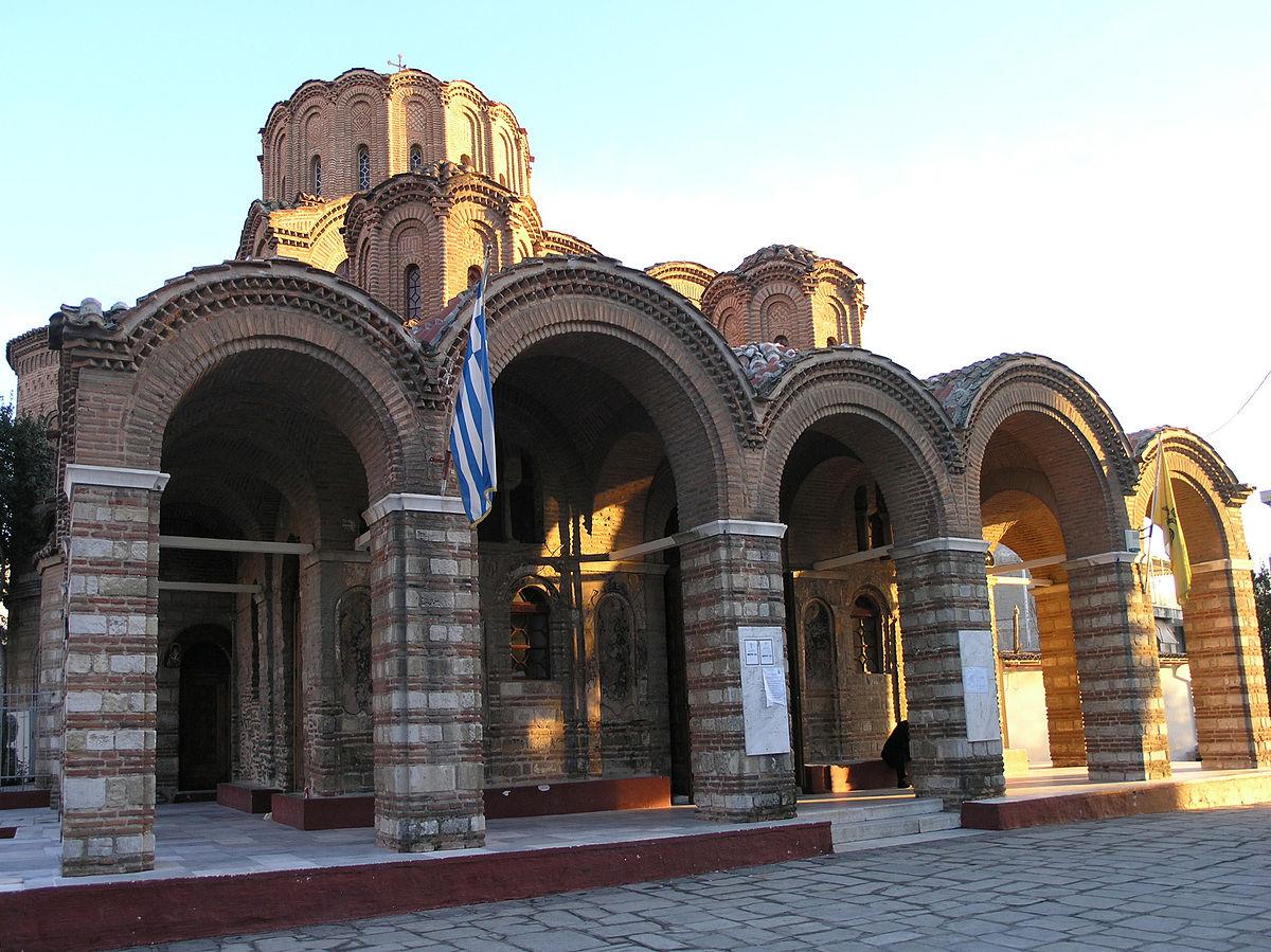 Church Of Prophet Elijah Thessaloniki Wikipedia