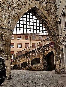 Medieval Wall Of Vitoria Gasteiz Wikipedia