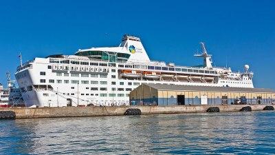 Gibraltar Cruise Terminal - Wikipedia