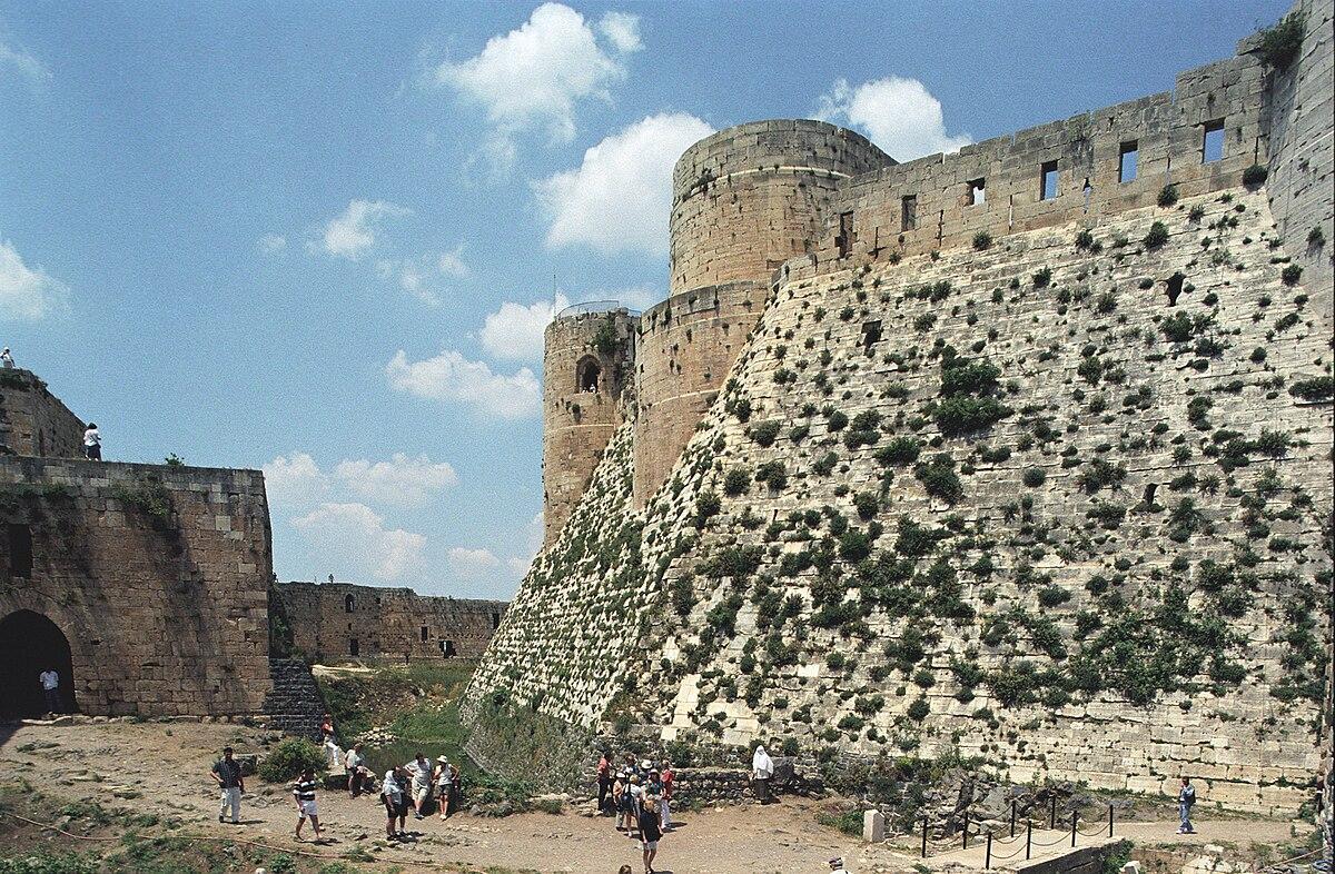 Talus Fortification Wikipedia