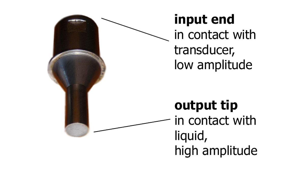 Ultrasonic Horn Wikipedia