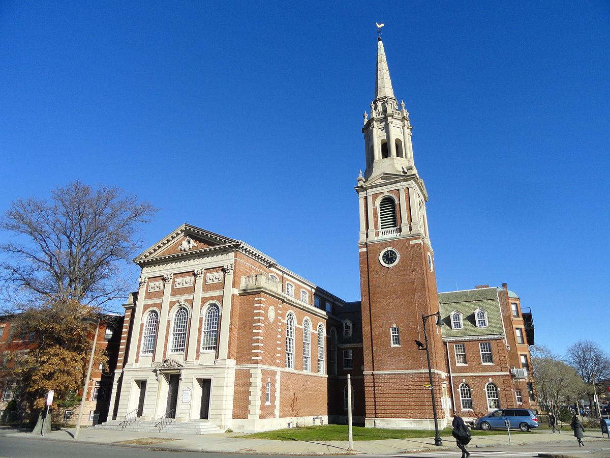Second Church In Boston Wikipedia