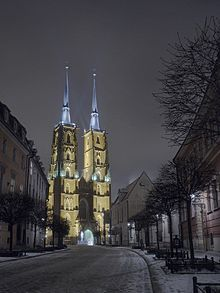 Wrocław Cathedral Wikipedia