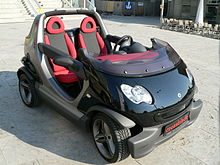 Smart  marque    Wikipedia smart Crossblade