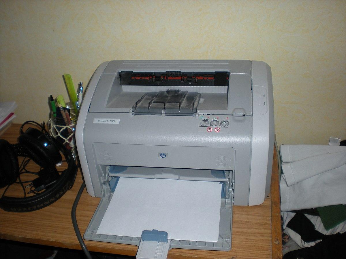 Laserprinter Vikipeedia
