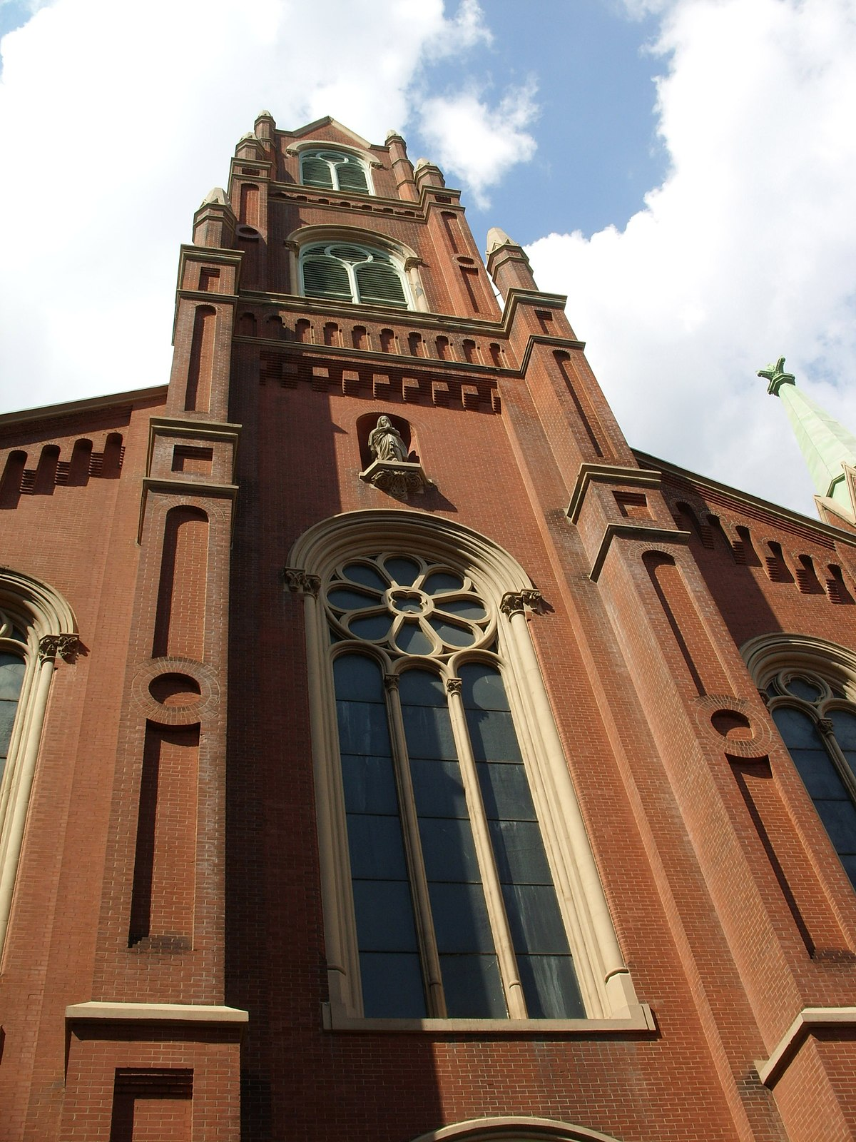 Immaculate Conception Of The Blessed Virgin Mary Church