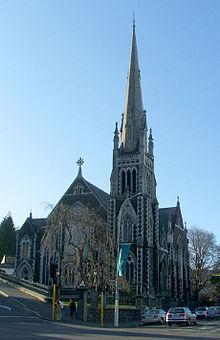 Knox Church Dunedin Wikipedia
