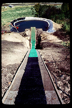 Aerials Water Ramps Wikipedia