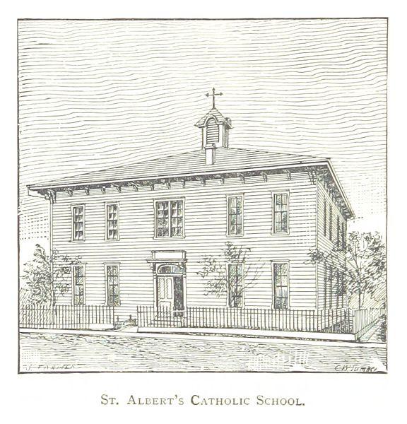 St Albert Great Catholic School Dayton